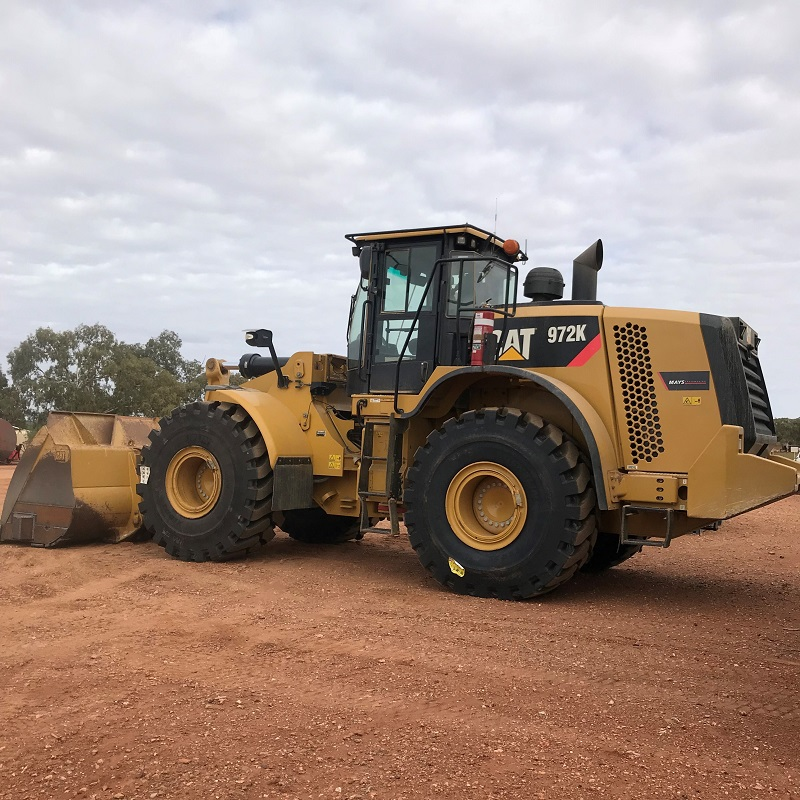 Cat 972K Loader For Hire